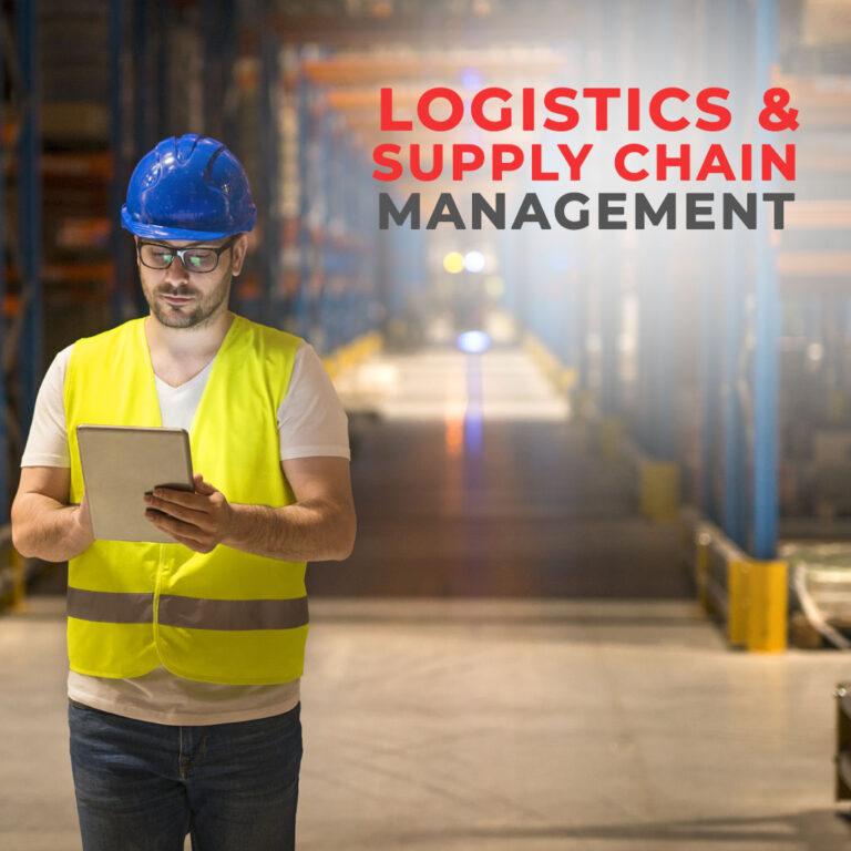 Logistics & Supply Chain management courses