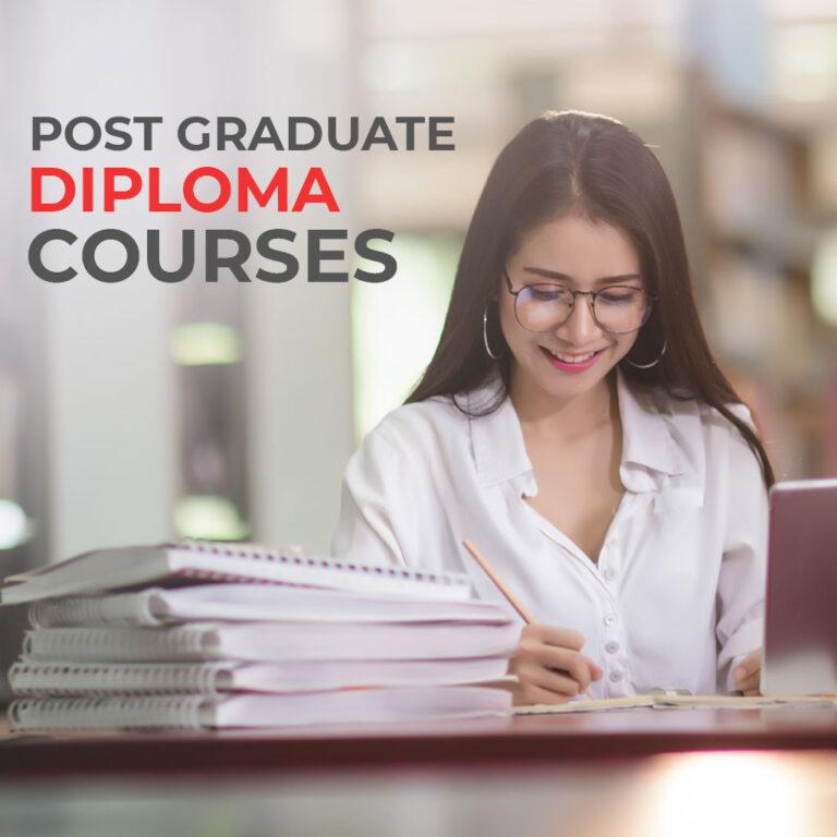 Post Graduate Diploma Courses Mithra