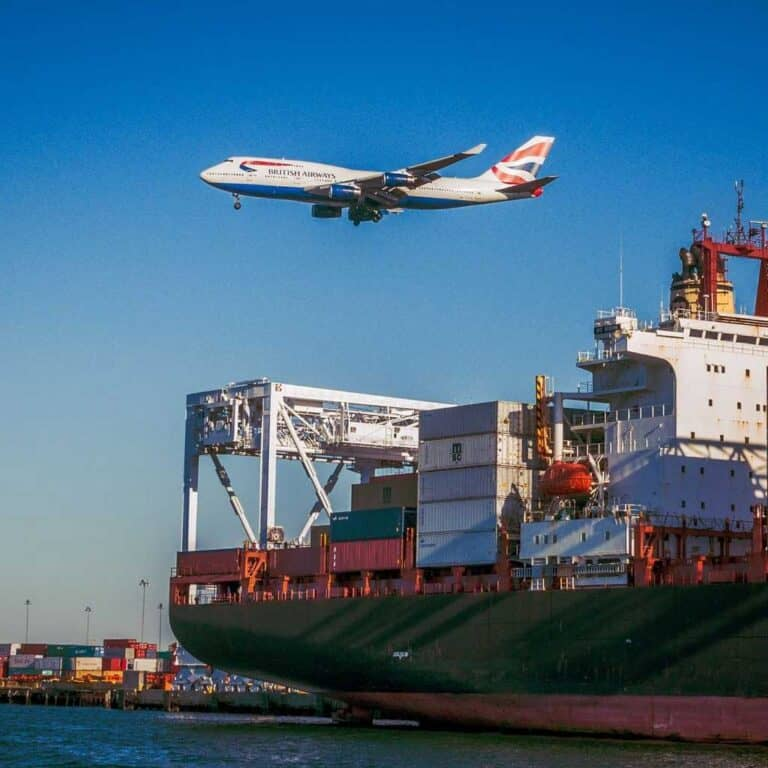 Oacen and air cargo courses mithra